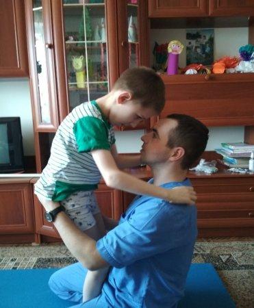 ЛІКУВАЛЬНА ФІЗКУЛЬТУРА ДЛЯ ДІТЕЙ З ОСОБЛИВИМИ ПОТРЕБАМИ